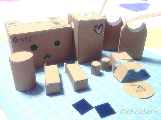 New pet project - Customised Danbo