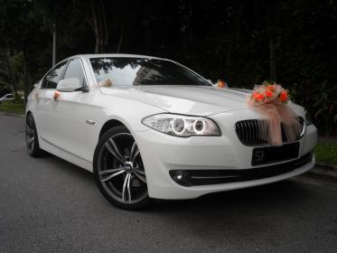 Wedding Car Option 4: BMW 523i F10