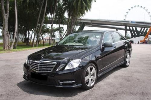 Wedding Car Option 2: Mercedes Benz S-Class 300L